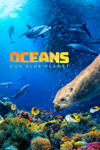Poster of Oceans: Our Blue Planet