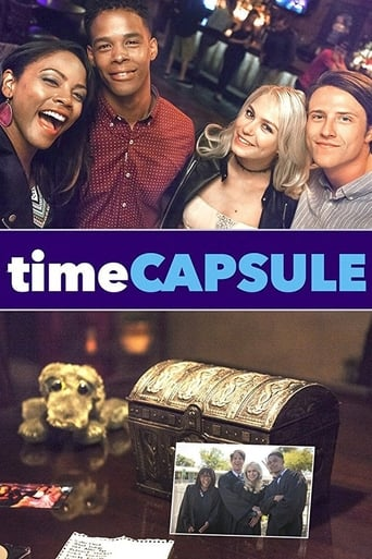 Poster of The Time Capsule