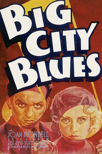 Poster of Big City Blues