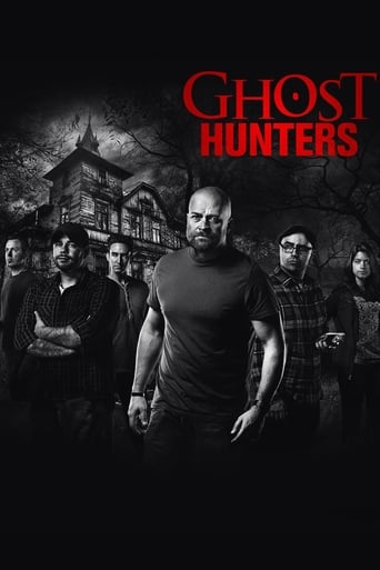 Poster of Ghost Hunters