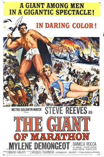 Poster of The Giant of Marathon