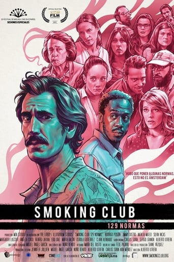 Poster of Smoking Club (129 normas)
