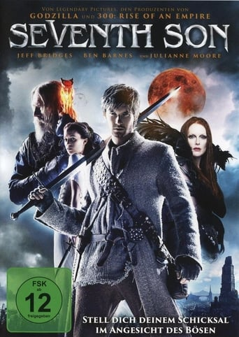 Filmplakat von Seventh Son