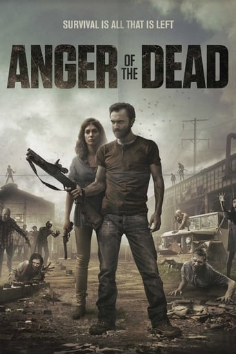 Poster of Anger of the Dead