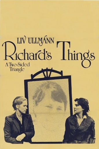 Poster of Richard's Things