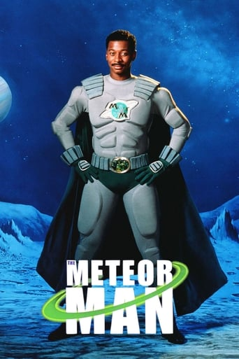 Poster of The Meteor Man