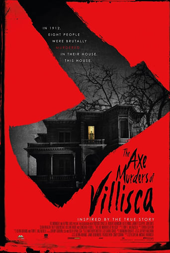 Poster of The Axe Murders of Villisca