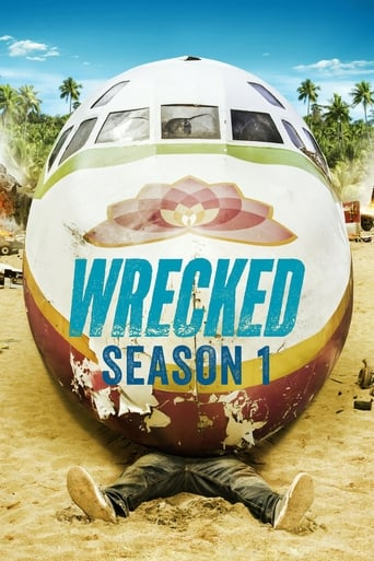Wrecked 1ª Temporada - Poster