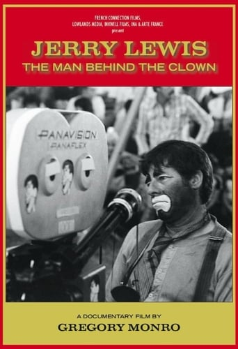 Poster of Jerry Lewis: The Man Behind the Clown