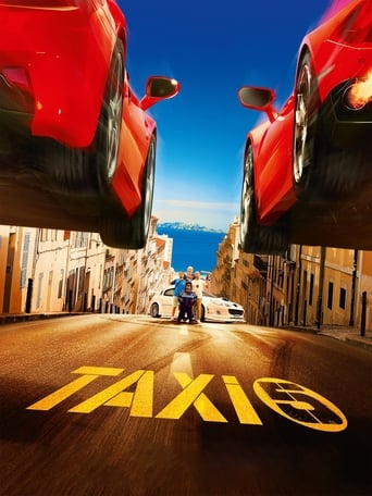 Poster of Taxi 5