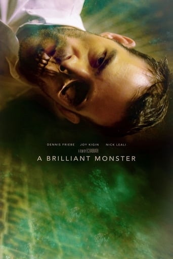 Poster of A Brilliant Monster