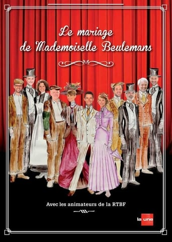 Poster of Le mariage de Mademoiselle Beulemans