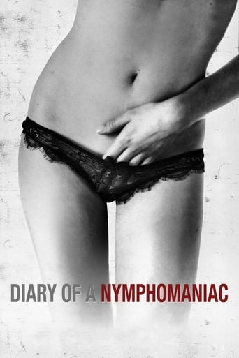 Poster of Diary of a Nymphomaniac