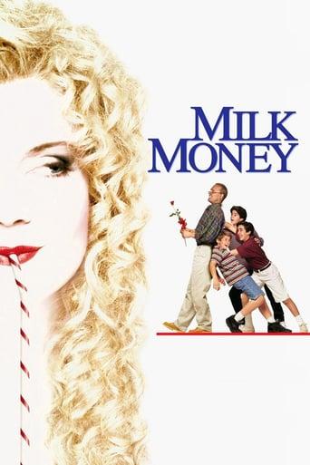 Poster of Milk Money
