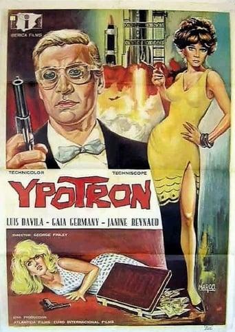 Poster of Agente Logan - missione Ypotron