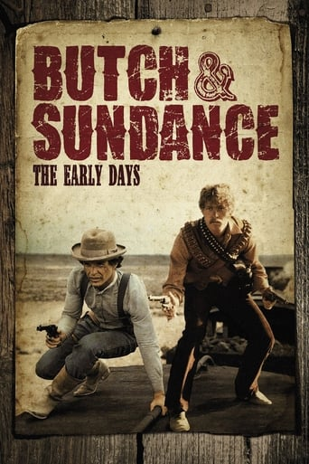 Poster of Butch and Sundance: The Early Days