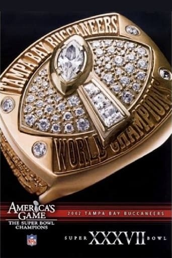 Poster of America's Game: 2002 Tampa Bay Buccaneers