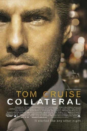 City of Night: The Making of 'Collateral' poster