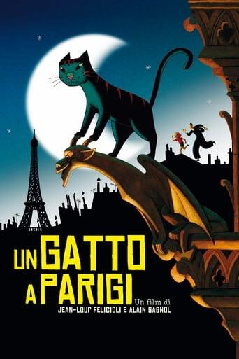 Poster of Un gatto a Parigi