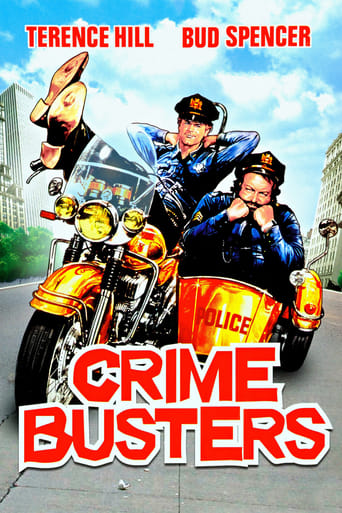 Poster of Crime Busters