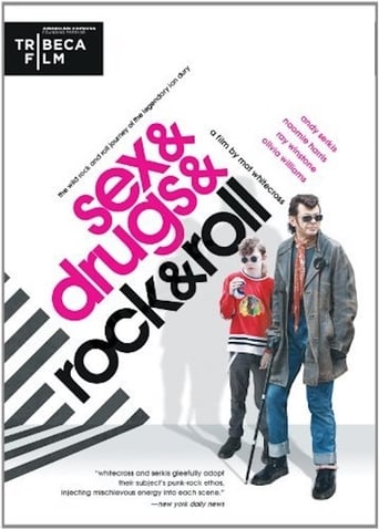 Poster of Sex & Drugs & Rock & Roll