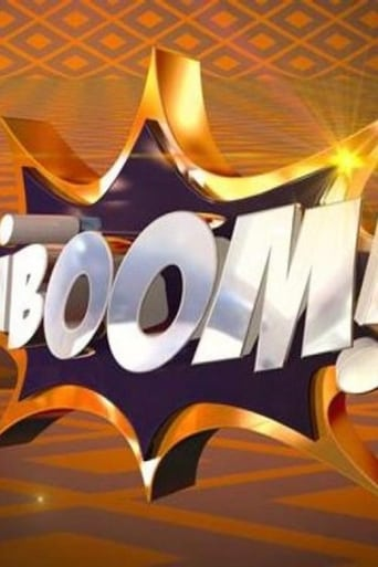 Poster of ¡Boom!