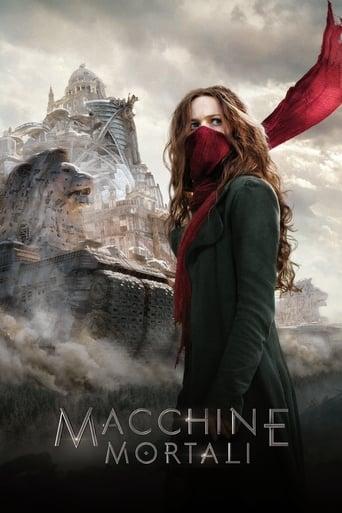 Poster of Macchine mortali