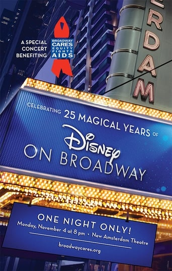 Poster of Celebrating 25 Magical Years of Disney on Broadway
