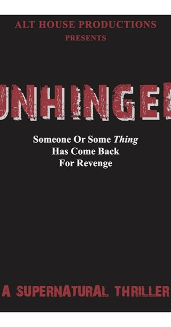 Poster of Unhinged