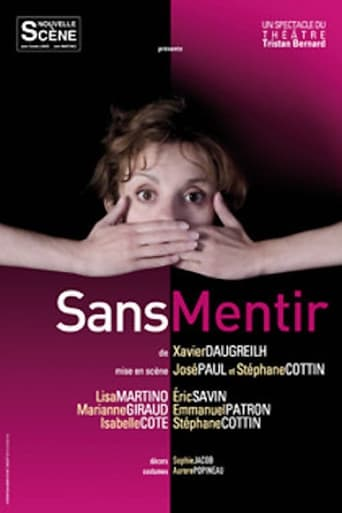 Poster of Sans mentir