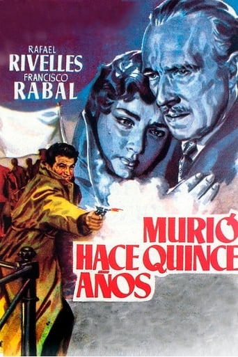 Poster of Murió hace quince años