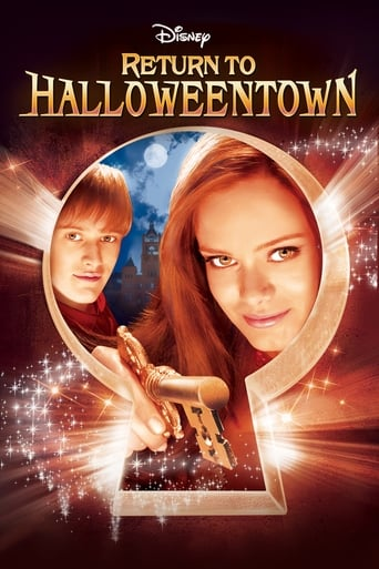 Poster of Return to Halloweentown