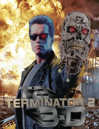 How old was Arnold Schwarzenegger in T2 3-D: Battle Across Time