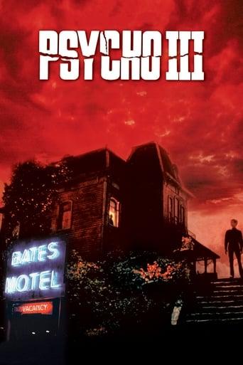 Poster of Psycho III