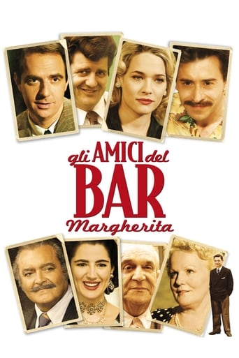 Poster of The Friends at the Margherita Cafe