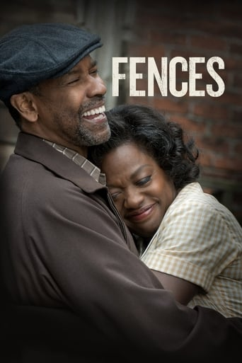 Poster for Fences