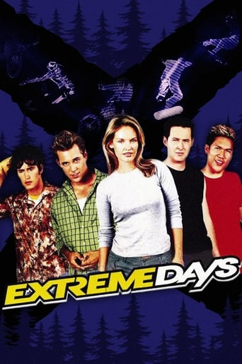 Poster of Extreme Days