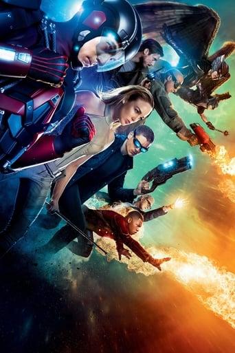 DC s Legends of Tomorrow