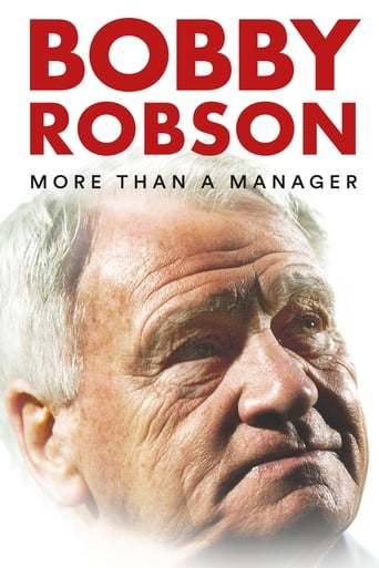 Poster of Bobby Robson: More Than a Manager