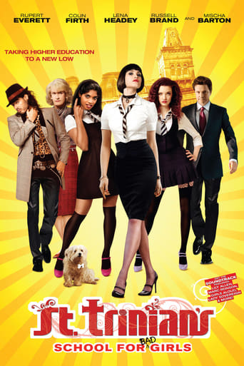 Poster of St. Trinian's