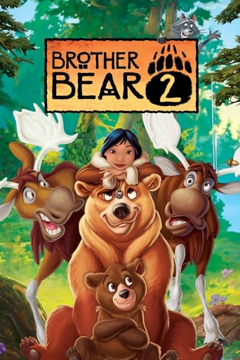 Poster of Brother Bear 2