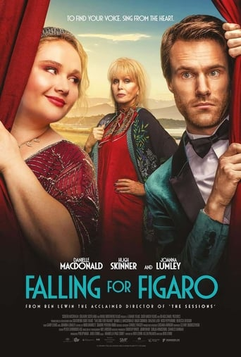 Poster of Falling for Figaro