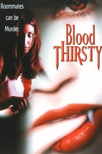 Poster of Blood Thirsty