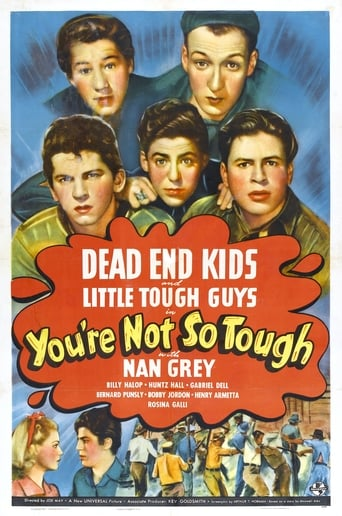 Poster of You're Not So Tough