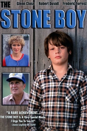 The Stone Boy poster