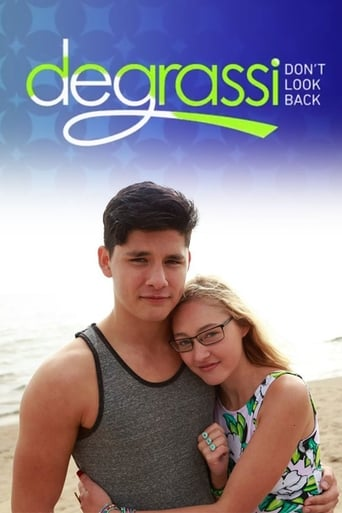 Poster of Degrassi: Don't Look Back