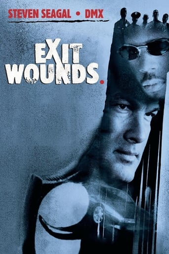 Poster of Exit Wounds