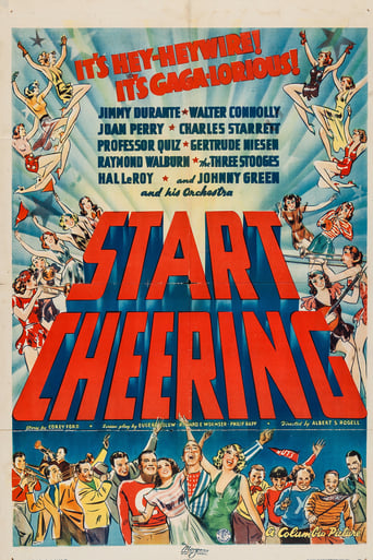 Poster of Start Cheering