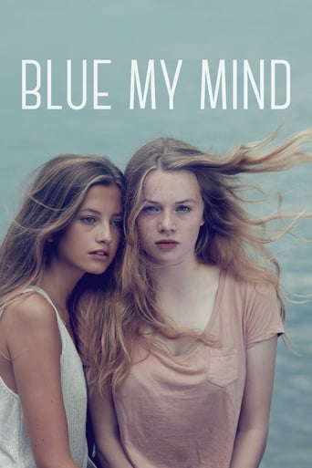 Poster of Blue My Mind