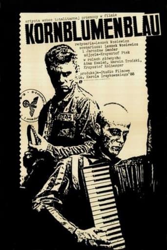 Poster of Kornblumenblau